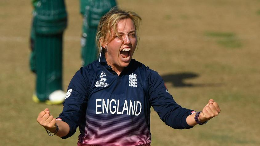 Danielle Hazell continues to be out of favour in ODIs