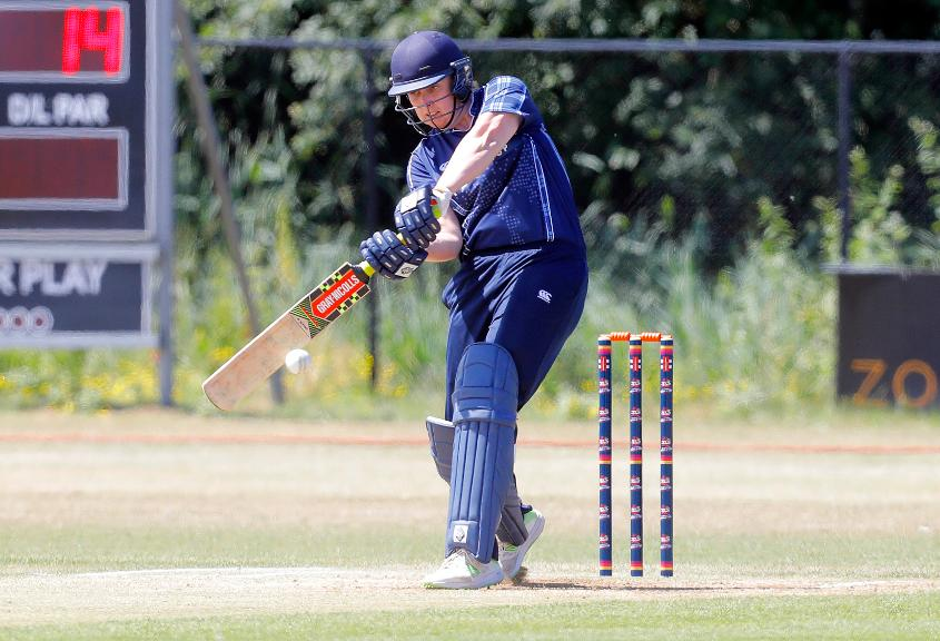 Rachel Scholes is a key all-rounder for the Scots