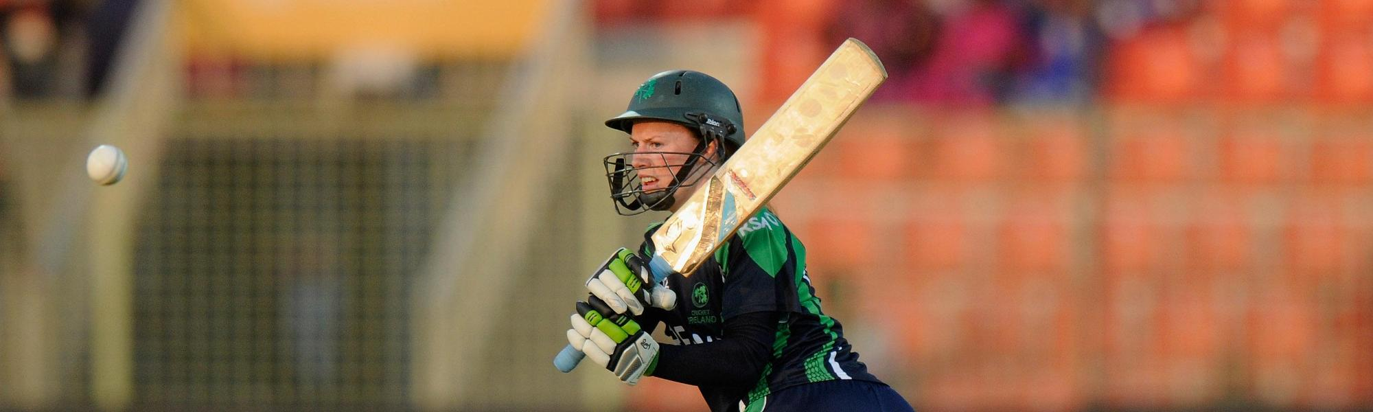 Mary Waldron is part of the Ireland squad for the WWT20 Qualifiers in the Netherlands