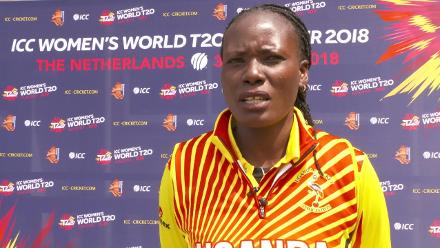 WT20Q - Scotland v Uganda post-match interviews