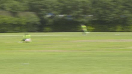 WT20Q - Thailand lose their fifth wicket courtesy an excellent catch