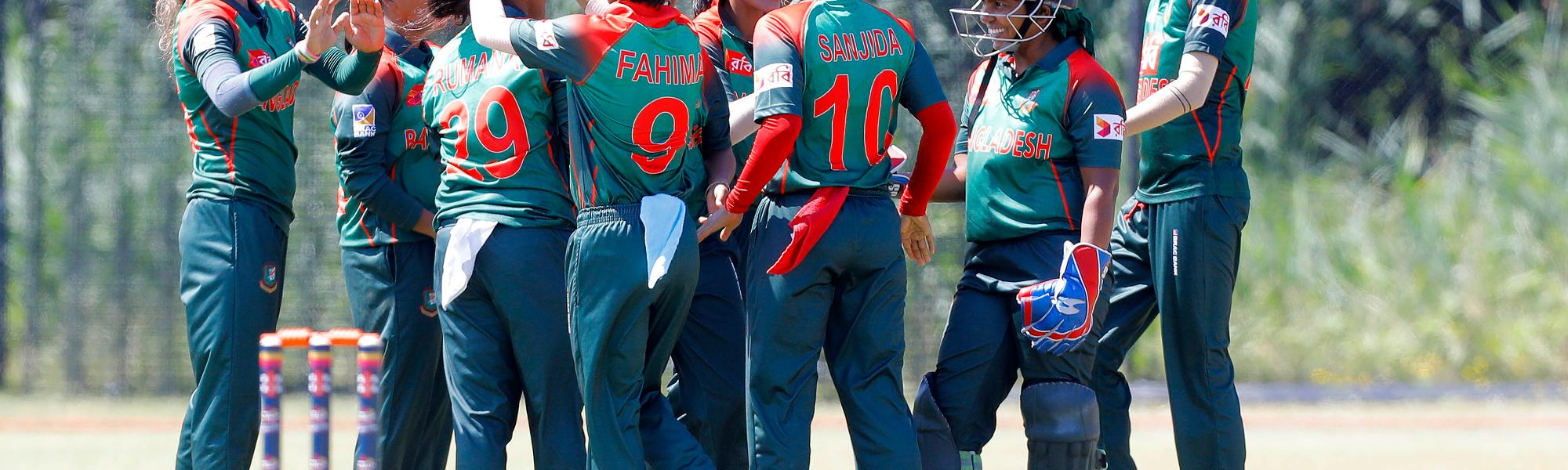 Bangladesh Netherlands