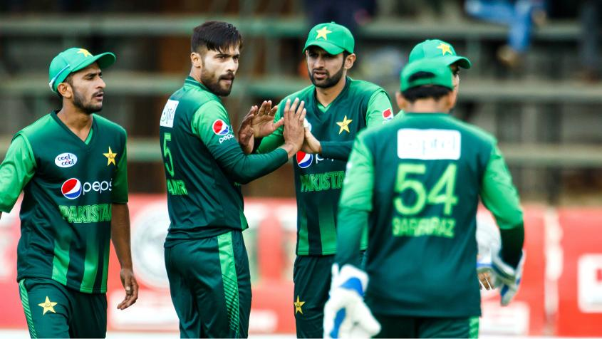 Pakistan will have to defeat Zimbabwe 4-1 to ensure they don't fall behind Australia on the rankings chart