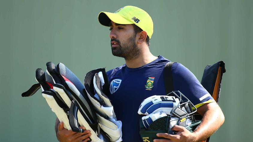 'Back home the pitches are not so spinner-friendly, so it will be a nice challenge' – Shamsi