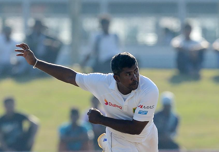 Rangana Herath is still taking wickets at 40 years old