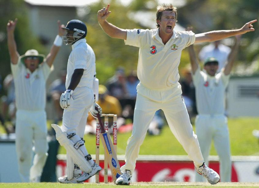 Glenn McGrath made a habit of targetting opposing captains