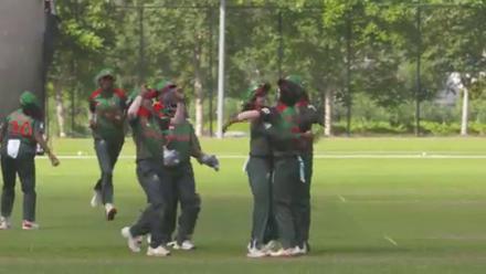 WT20Q: Bangladesh v UAE short highlights