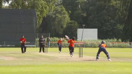 WT20Q: Netherlands v PNG extended highlights