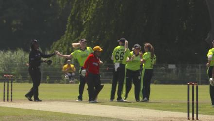 WT20Q: Another nice catch for Ireland as PNG falter