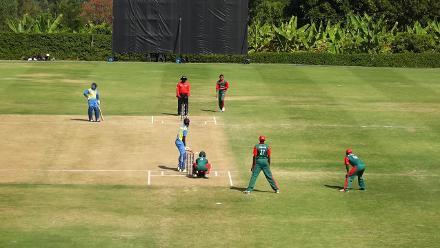 WT20 Africa Qualifier B: Kenya v Rwanda highlights