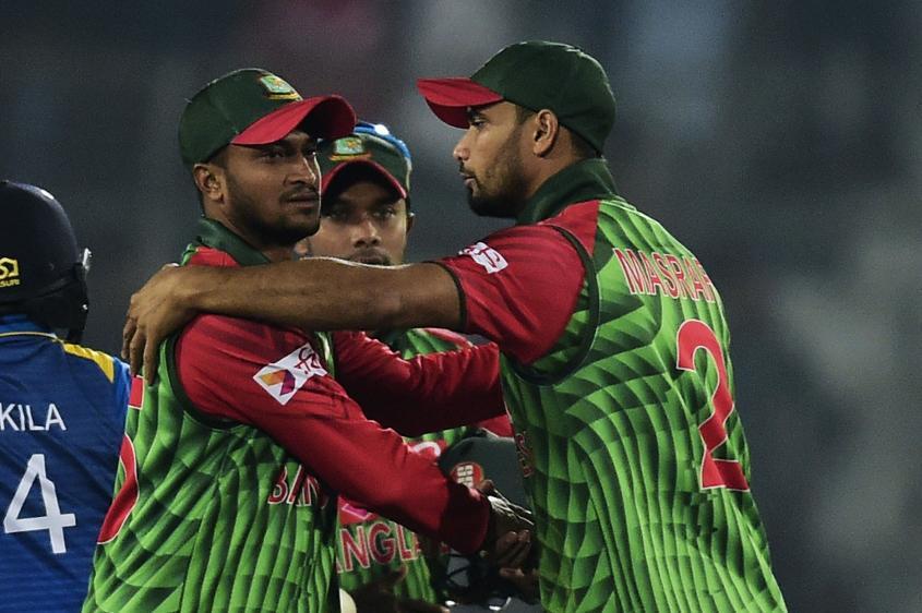 Shakib Al Hasan will in all likelihood lead Bangladesh in case Mashrafe Mortaza is unable to make it