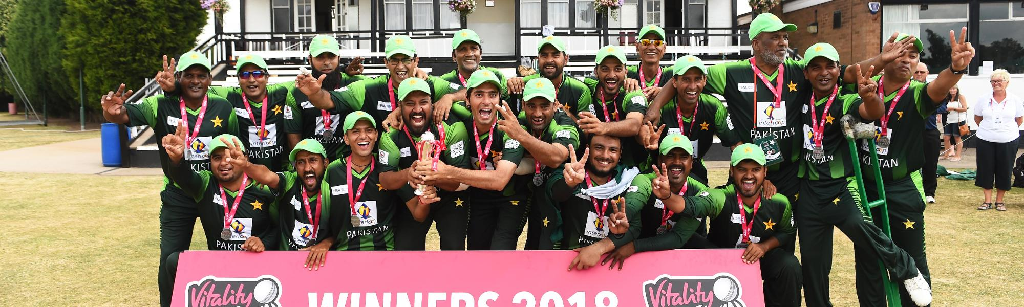 Pakistan PD team