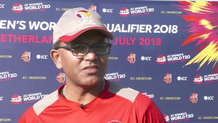 WT20Q: UAE v Thailand post-match interviews