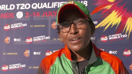 WT20Q: Rumana Ahmed's message to Bangladesh fans after the team qualified for the WT20