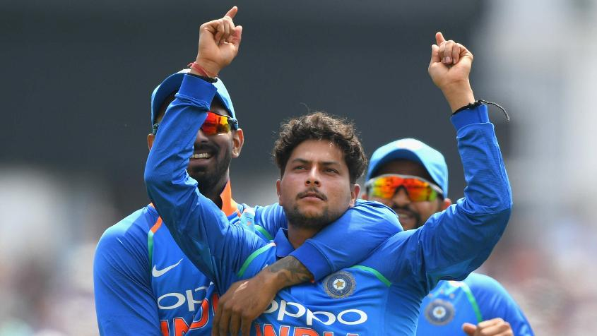 Kuldeep's incredible 6/25 set up India's win over England in the first ODI