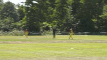 WT20Q: Uganda v Thailand – Uganda fielder takes an easy catch