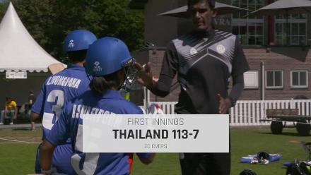 WT20Q: Uganda vs Thailand highlights