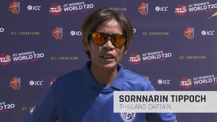 WT20Q: Uganda v Thailand pre-match interview