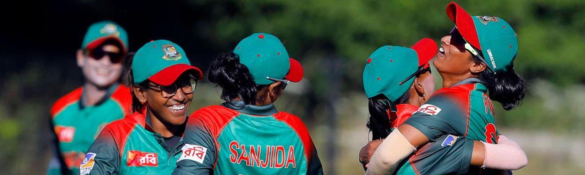 Bangladesh restricted Pakistan to 88/5