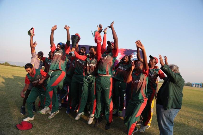 Kenya jubilant