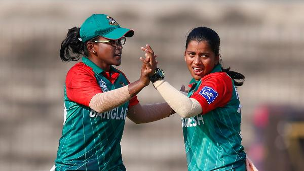 Nahida Akter breaks into top five among T20I bowlers