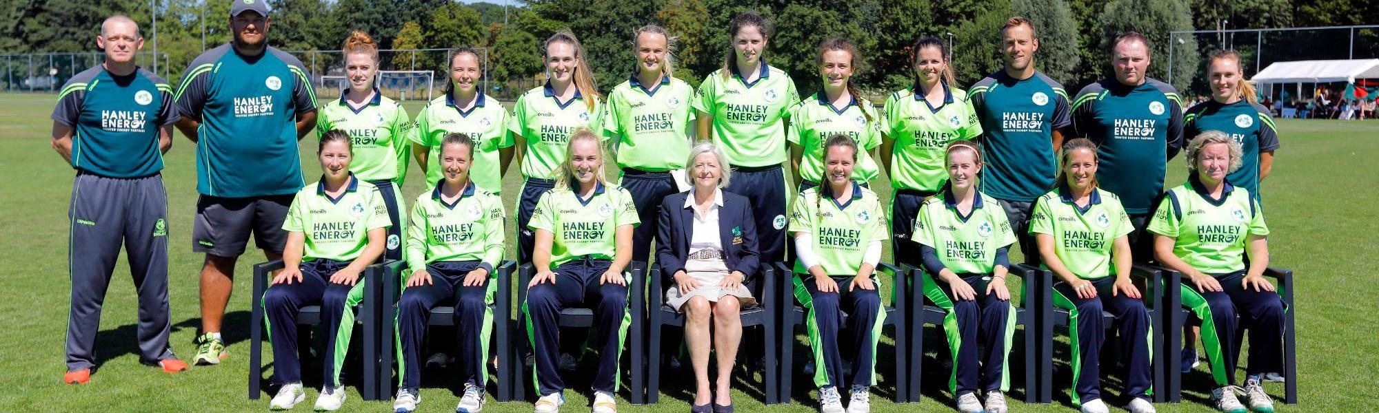 Ireland Women secured their spot in the ICC Women's World T20 2018