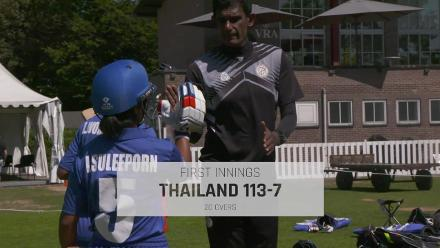 WT20Q: Uganda v Thailand – Match highlights