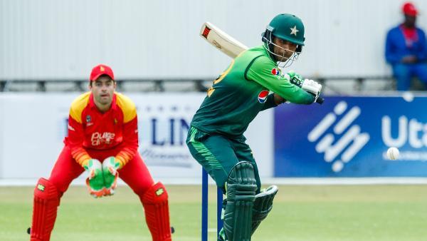 Zaman ton helps Pakistan thump Zimbabwe again