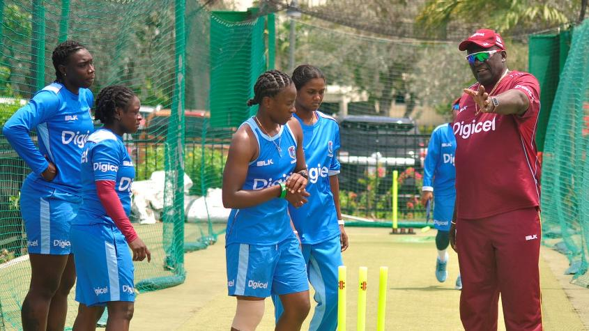 The Windies Women have been busy with camps and domestic tournaments ahead of the Women's World T20 at home