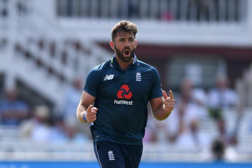 Liam Plunkett has gained one place and has moved up to the 20th position