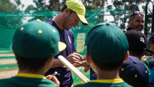 CSA hopes to make use of AB de Villiers' expertise