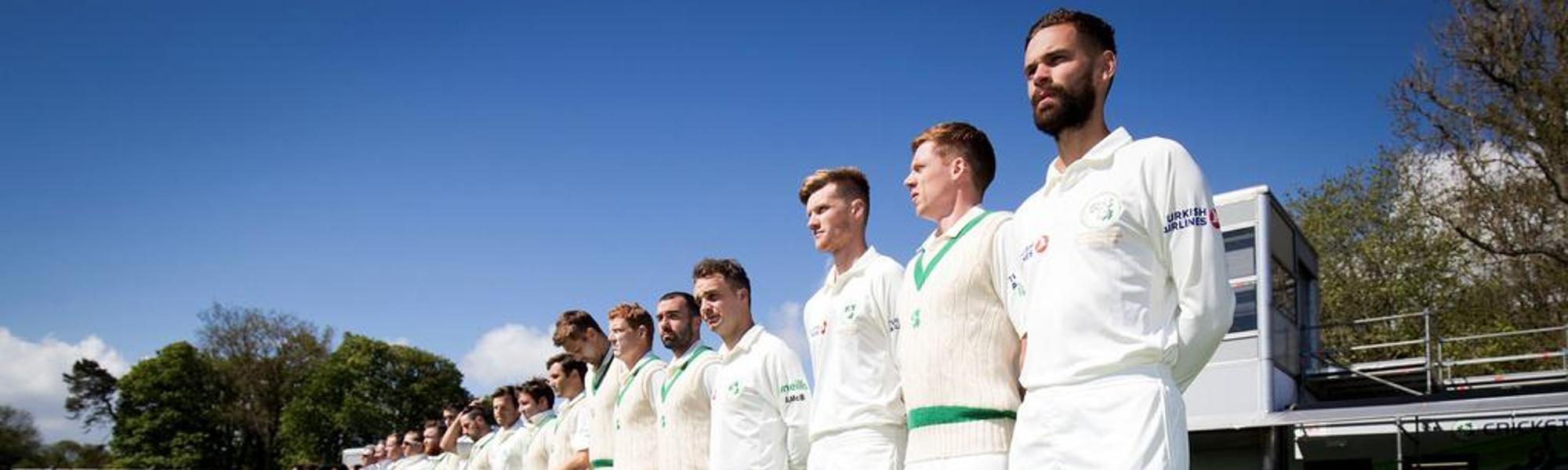 Ireland play England in a four-day Test in July 2019