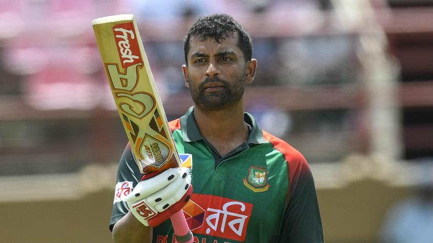 Tamim Iqbal led the Bangladesh charge with the bat, scoring 130* in 160 balls