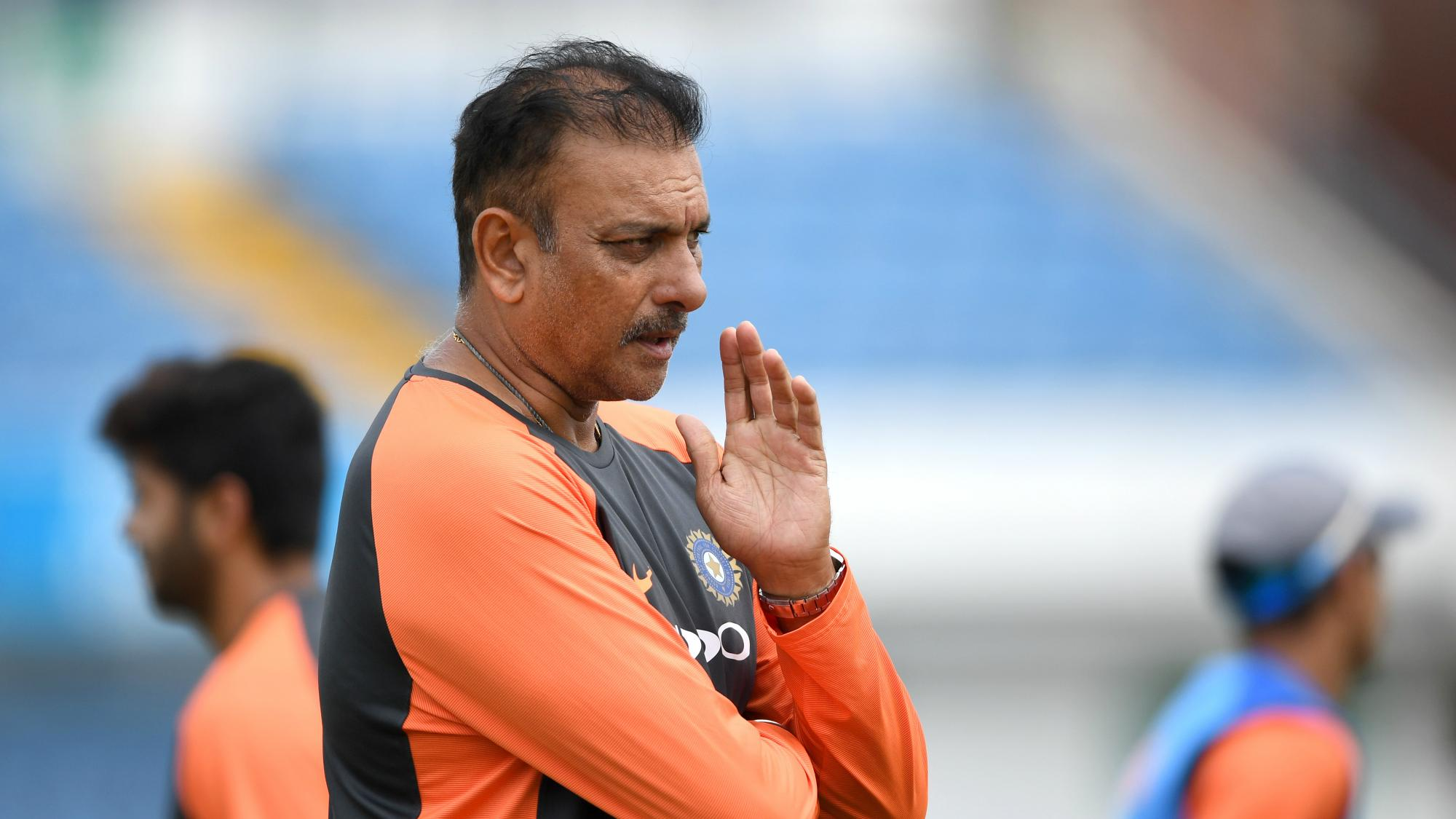 'Don't lose heart' – Shastri's message to Rayudu, Pant
