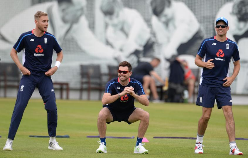 'The likes of Cook, myself and Anderson should be able to bring a lot of energy to the guys who have been playing all summer' – Broad