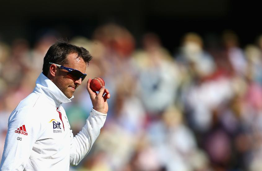 Swann was the top wicket-taker of the 2013 Ashes series, claiming 26 victims