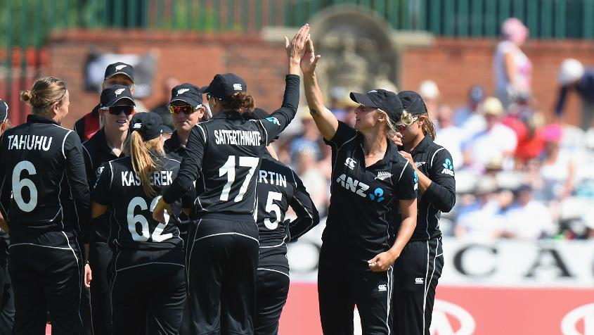 New Zealand Women play six limited-overs fixtures against India
