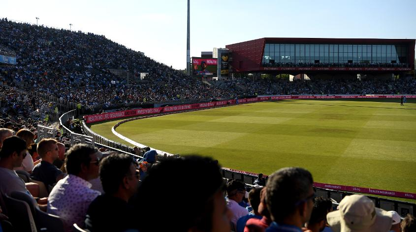 Old Trafford, Manchester, will host six matches, including the first semi-final