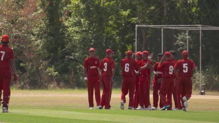 U19CWCQ Europe Div 2: Tidy catch for Denmark