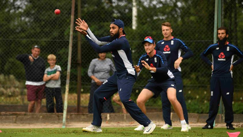 Rashid 'gives us a really great attacking spinning option' –Root
