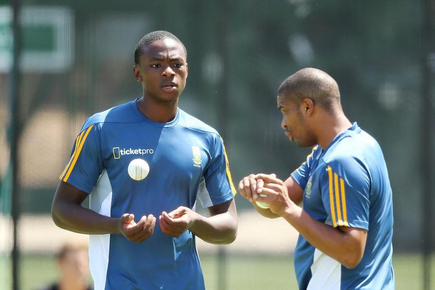 'I am always there to help and to give suggestions' – Kagiso Rabada