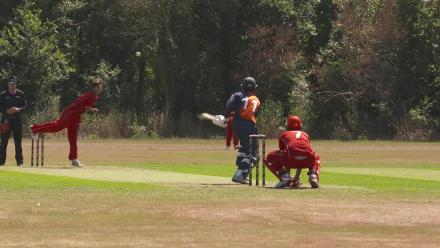 U19CWCQ Europe Div 2: The Netherlands v Denmark highlights