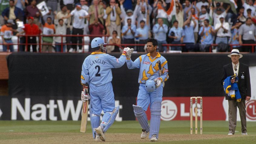 CWC 1999: Sourav Ganguly and Rahul Dravid added 318 in India's 373/6 against Sri Lanka
