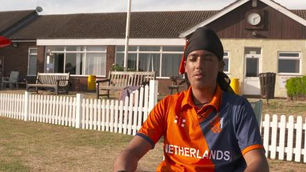U19CWCQ Europe Div 2: Meet Vikramjit Singh