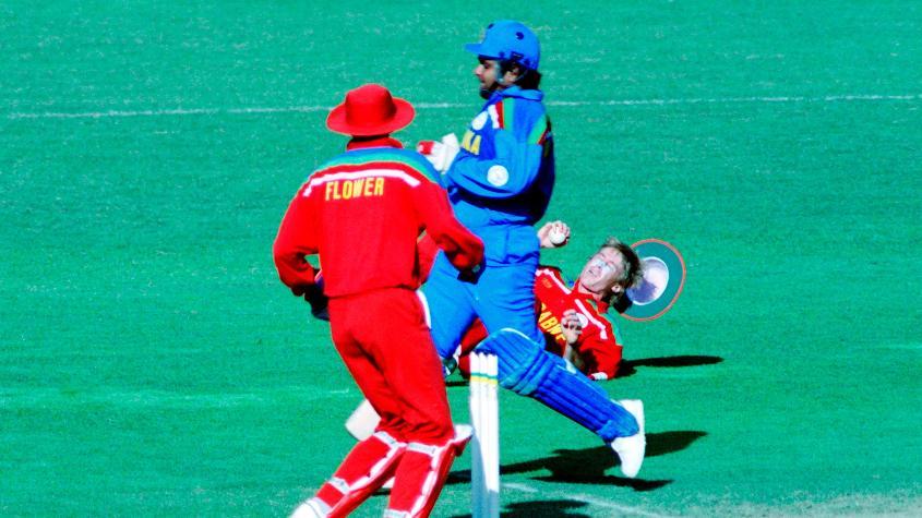 CWC 1992: Sri Lanka v Zimbabwe