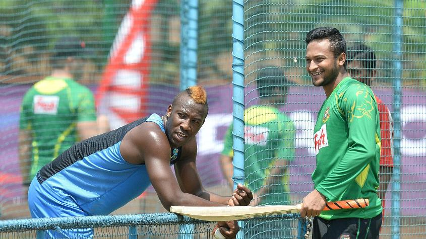 Bangladesh needed someone like Andre Russell in the first T20I, said Shakib