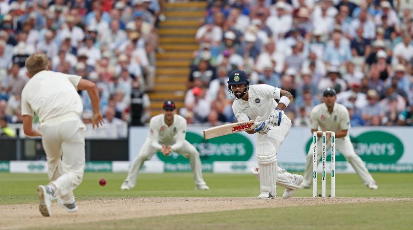 Having Virat Kohli in the middle gave India confidence, said Ishant Sharma