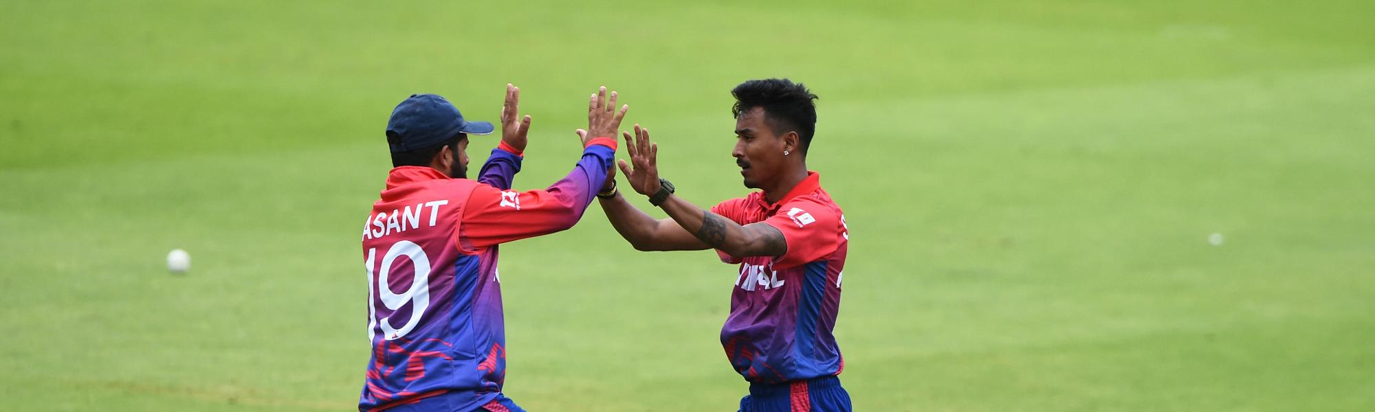 Nepal celebrate