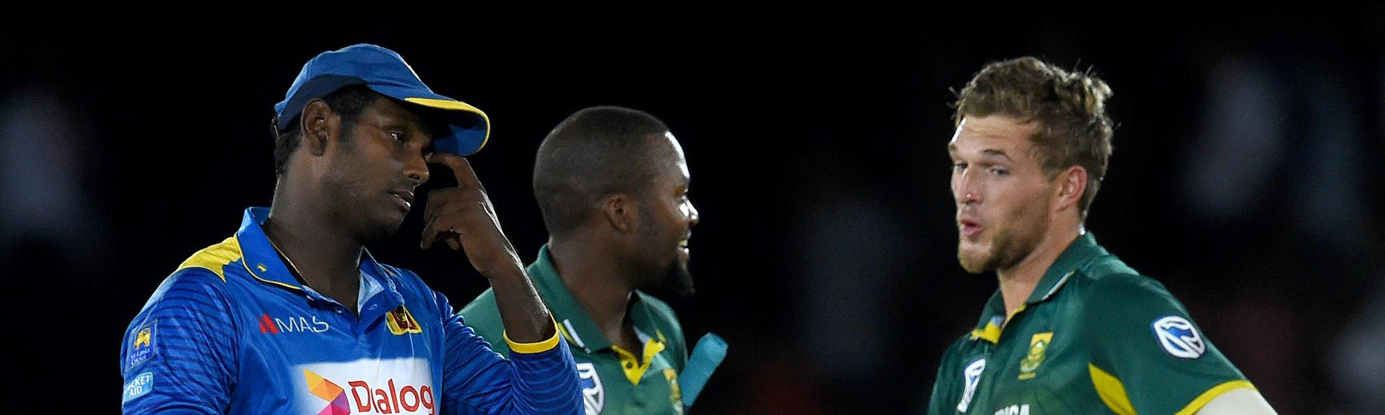 South Africa have taken a 2-0 lead in the series