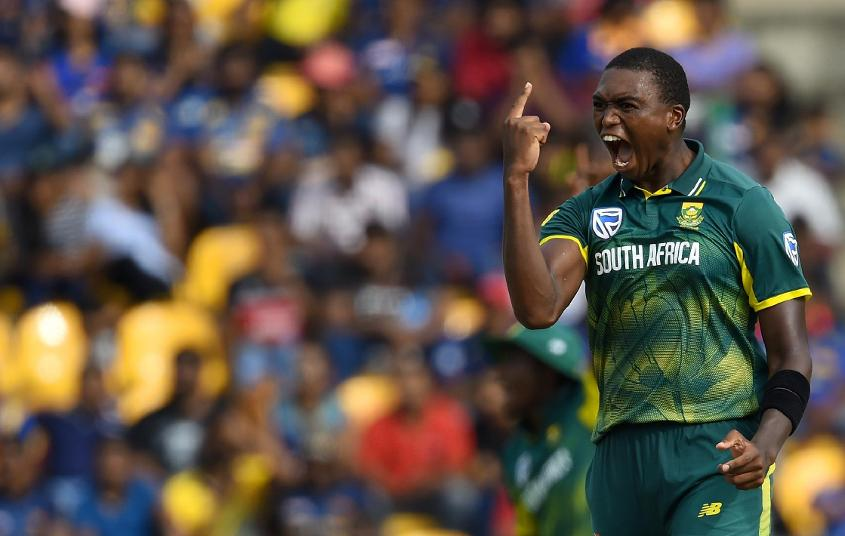 Lungi Ngidi was once again among the wickets, returning 4/57